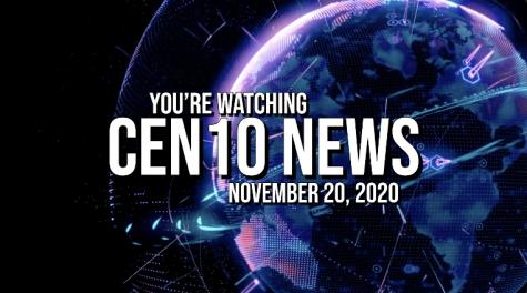 Cen10 News: November 20, 2020