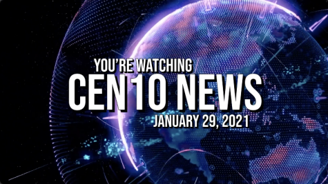 Cen10 News: January 29, 2021