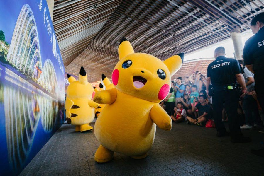 Yellow Pikachu Plush Mascot, mentatdgt at pexels.com