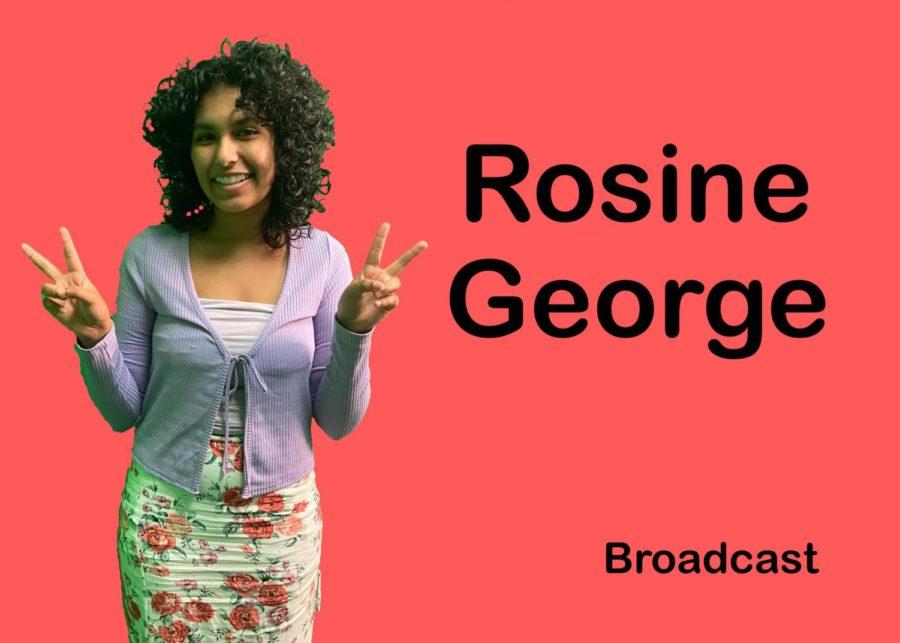 Rosine George