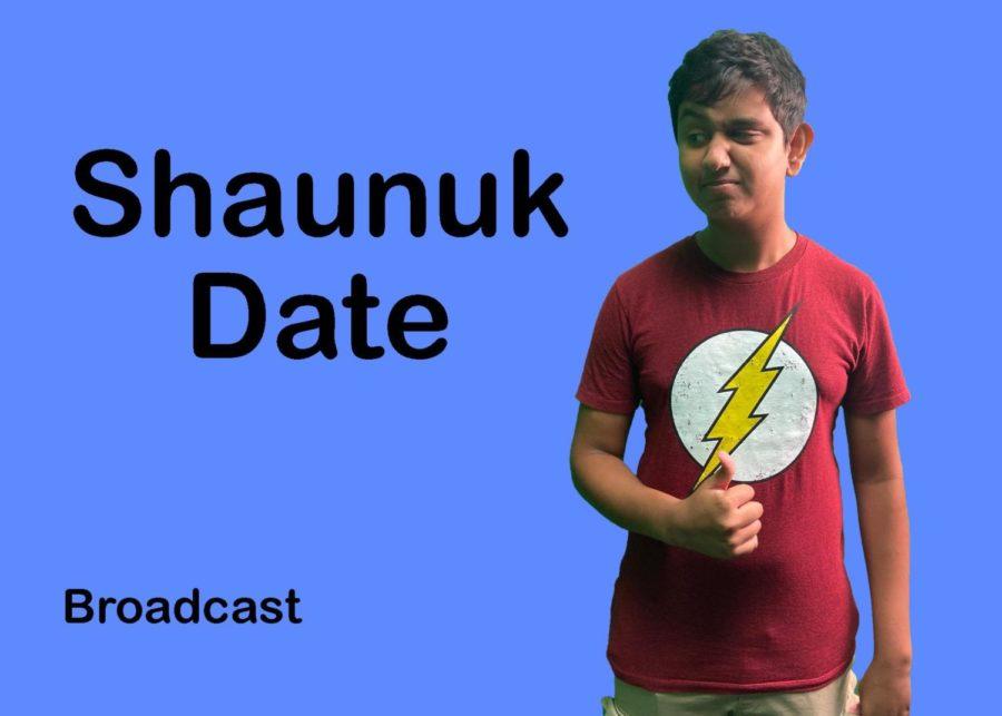 Shaunak Date